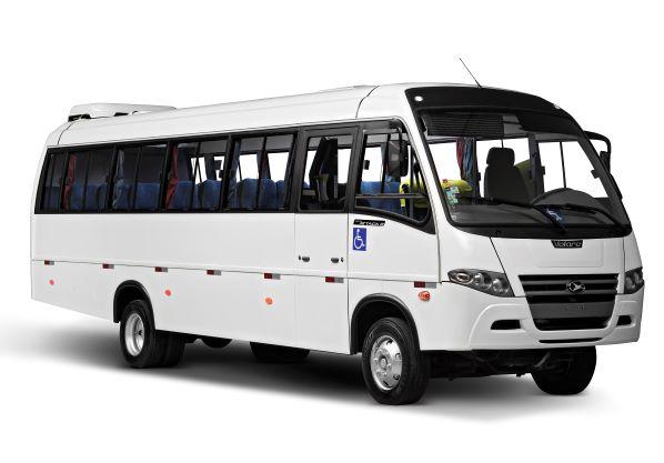 VOLARE é a marca de micro-ônibus mais vendida no Brasil