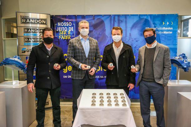 Randon participa de projeto nacional para fabricação de ventiladores pulmonares