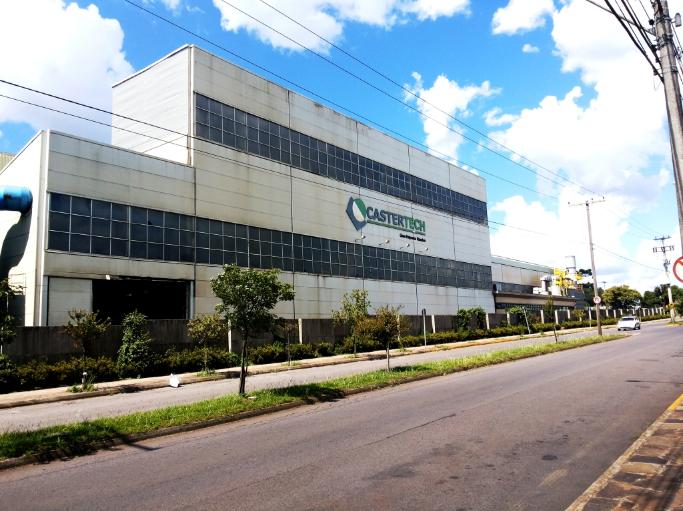 Castertech compra unidade de fundição e usinagem de grupo catarinense