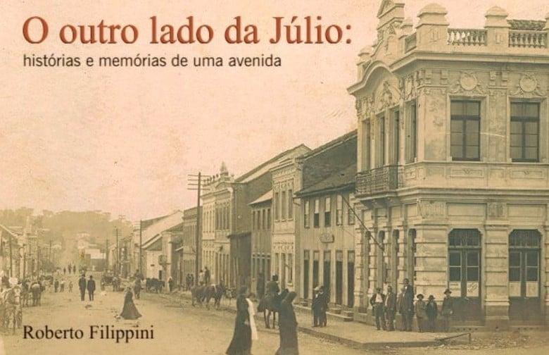 Um passeio folheado por esquinas pavimentadas de História