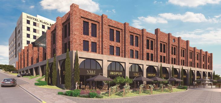 Começam as obras do maior complexo de eventos em hotelaria do Sul
