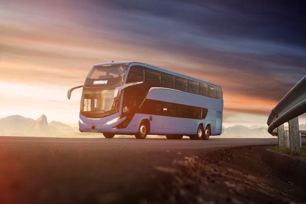 Depois de 12 anos, Marcopolo lança sua nova geração de ônibus rodoviários
