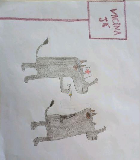 O rinoceronte, as crianças e a vacina