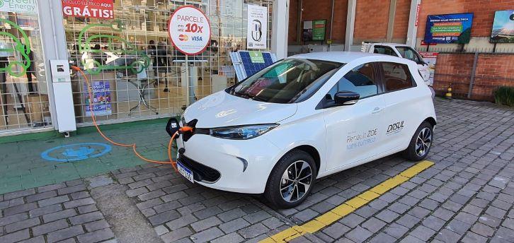 Carro elétrico: o futuro está logo ali, na esquina