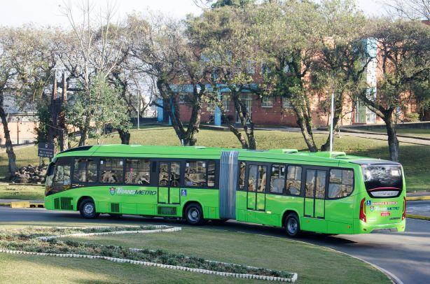 Marcopolo e Volvo ampliam fornecimento de ônibus para a Guatemala