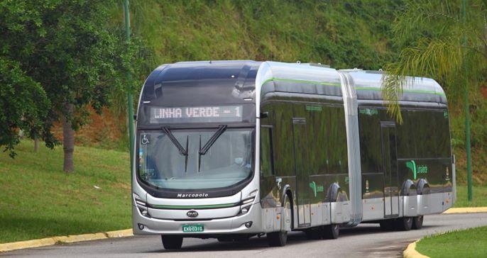 MARCOPOLO: meta é vender 400 ônibus elétricos na América Latina até 2022
