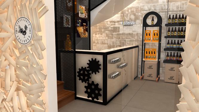 Cervejaria investe R$ 500 mil em complexo interativo de visitação