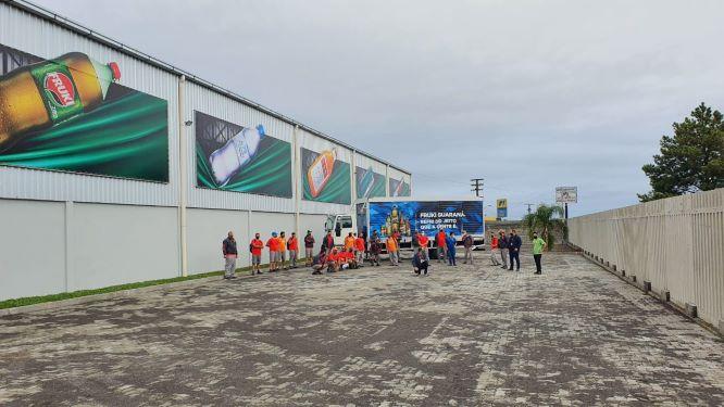FRUKI inaugura novo Centro de Distribuição na Serra