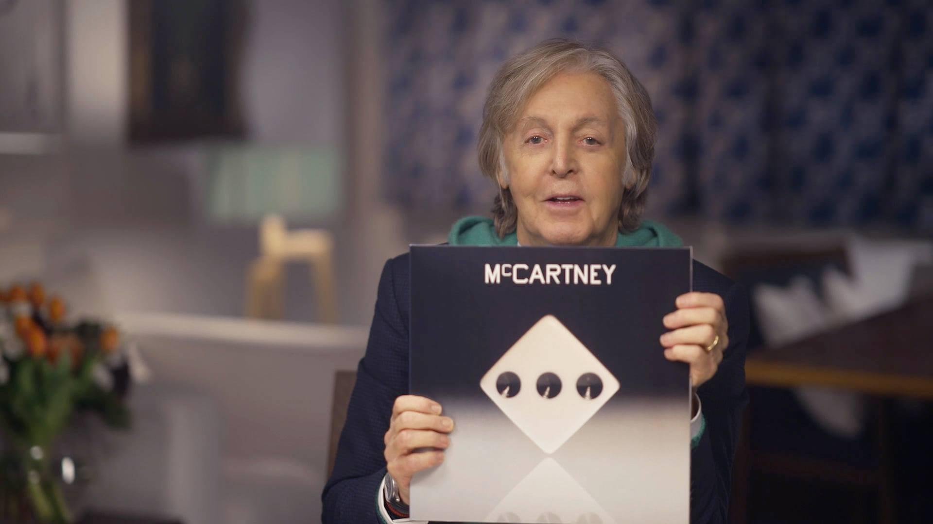 Novo disco de PAUL MCCARTNEY chega como presente de Natal aos fãs