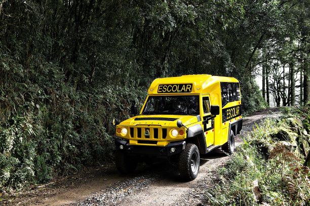 Agrale entrega 200 veículos Marruá ao Programa Caminho da Escola