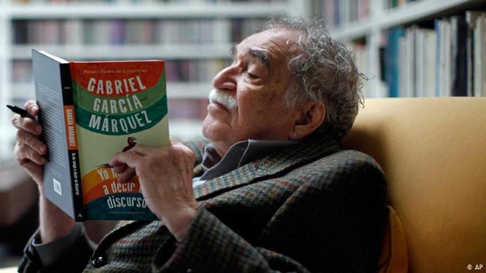 Gabriel García Márquez antes e depois de CEM ANOS DE SOLIDÃO
