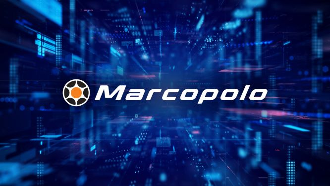 """MARCOPOLO DO FUTURO"", novo conceito que roda no mercado em 2021"