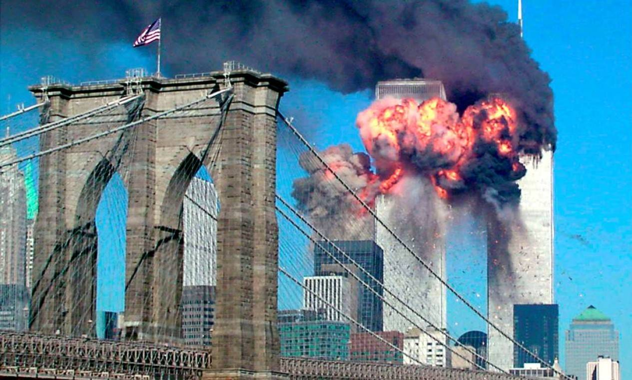 O dia em que o mundo parou e as redações pegaram fogo