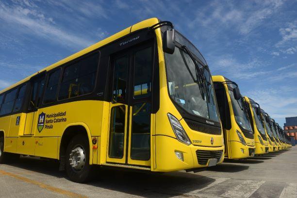 Com alta do dólar, Marcopolo amplia exportações de ônibus