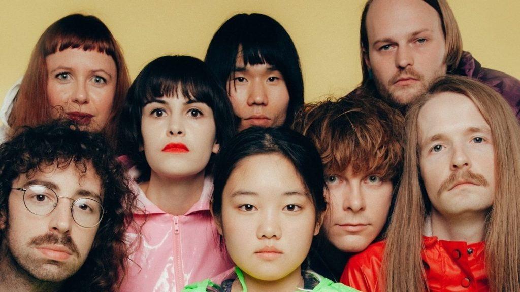 A supercriatividade musical e visual do SUPERORGANISM