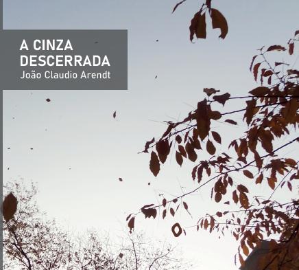 João Claudio Arendt descerra seu terceiro livro de poesia