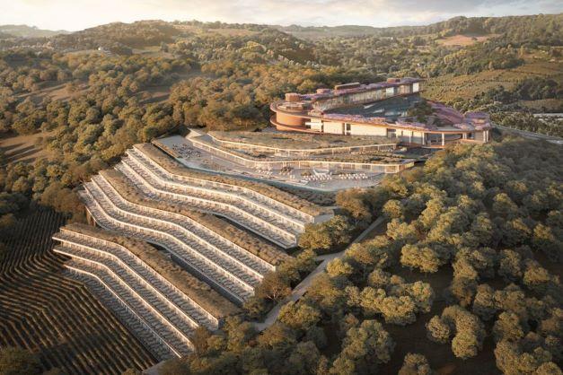 Serra Gaúcha ganhará complexo hoteleiro com parque temático do vinho de R$ 300 milhões