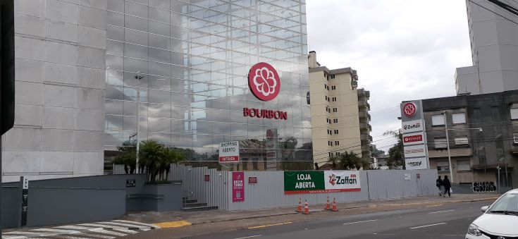 Shopping de Caxias do Sul muda de cara