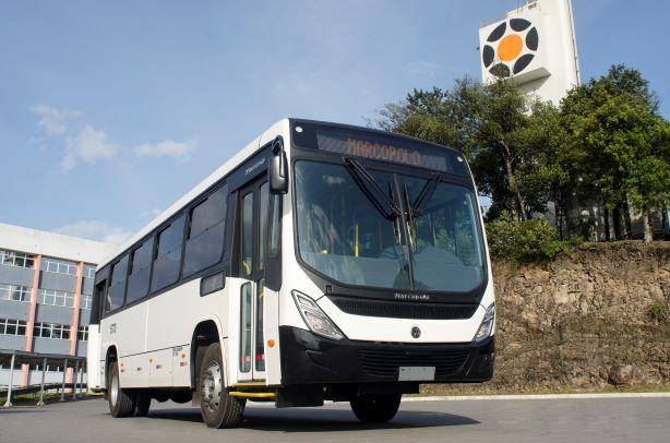 Marcopolo exporta 130 ônibus para Angola com proteção contra a Covid-19