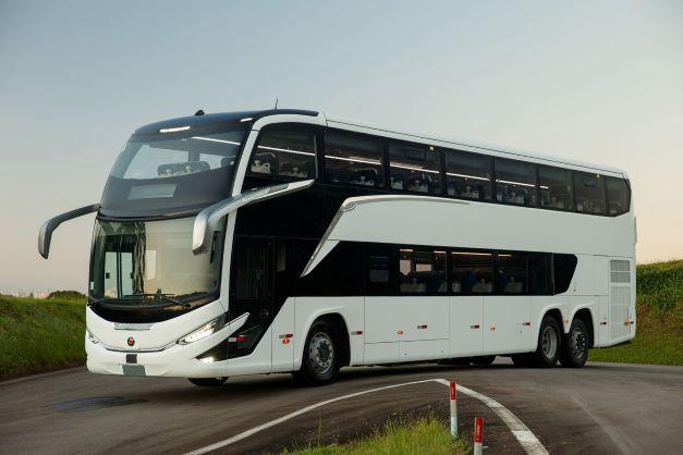 Marcopolo alcança a marca de 200 ônibus da Geração 8 vendidos