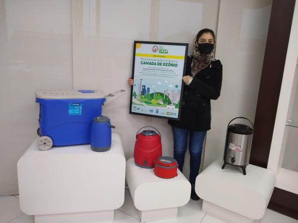 """Esta empresa ajuda a proteger a Camada de Ozônio"""